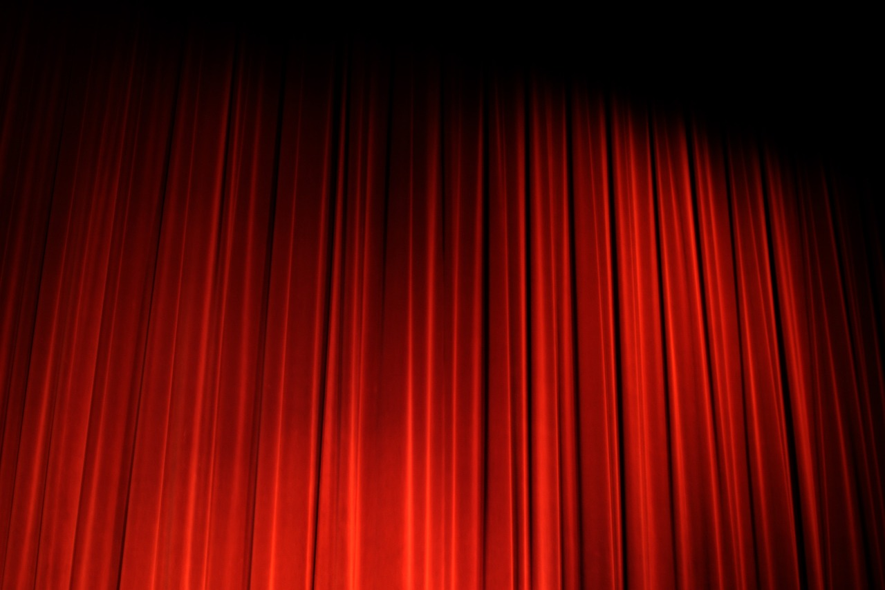 Stage Curtain Sales